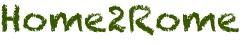 logo home2rome